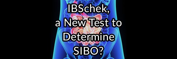 IBSchek, a New Test to Determine SIBO?