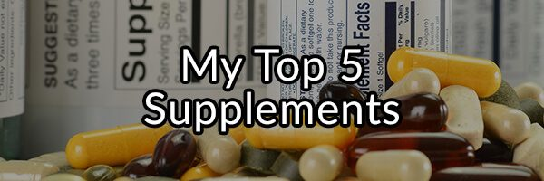 My Top Five Supplement Recommendations To Improve Your Digestive Health