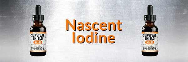 Nascent Iodine: One Secret to Feeling Great