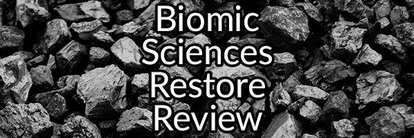 Biomic Sciences Restore Review