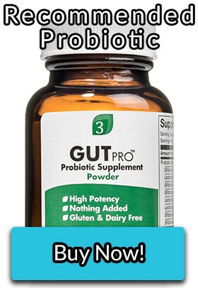 GutPro - Fix Your Gut Recommended Probiotic